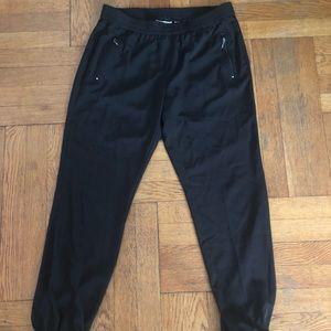 New York and Co. black harem style dress pants